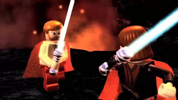 Lego Star Wars Complete Saga 1
