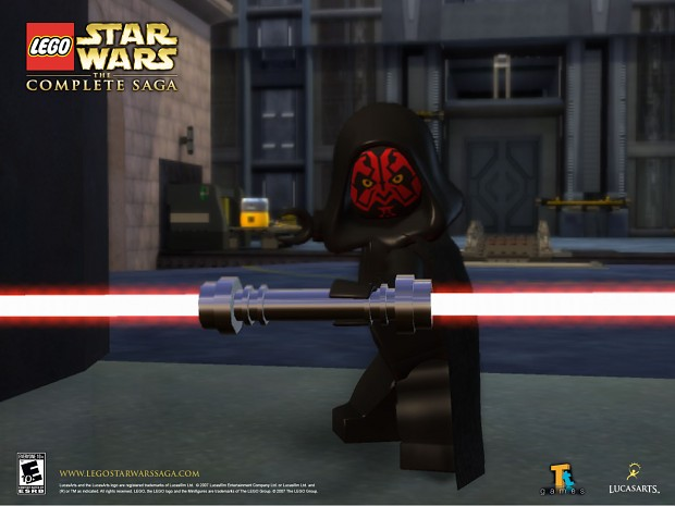 Images Lego Star Wars The Complete Saga Mod Db