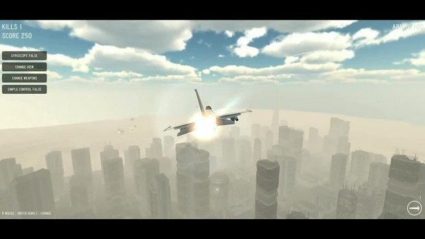 Air Combat Warfare
