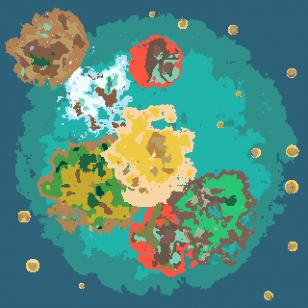 Improved world generation