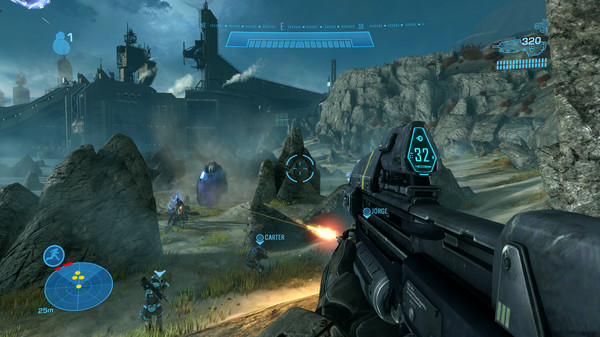 Halo The Master Chief Collection on PC Release Screenshot 1