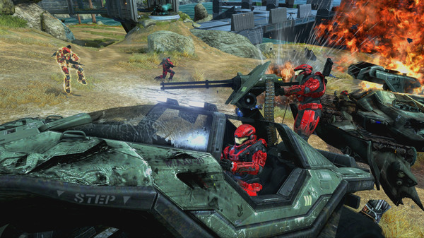 Halo The Master Chief Collection on PC Release Screenshot 3