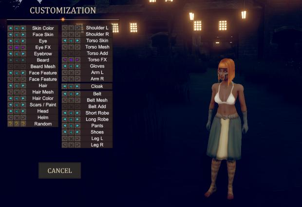 Customization 2