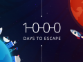 1000 days to escape now AVAILABLE on iOS and Android