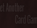 Yet Another Card Game