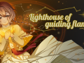 Lighthouse of guiding flames
