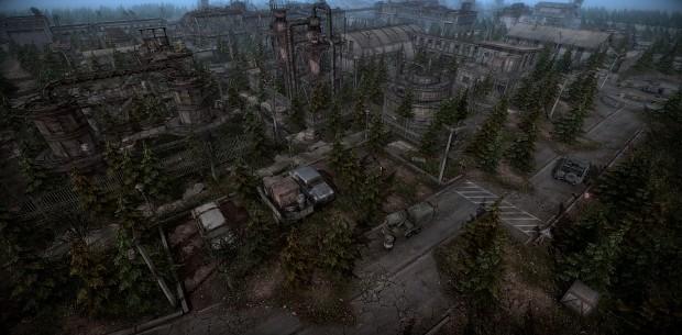 Vostok - Factory