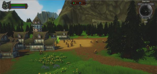 Elven town