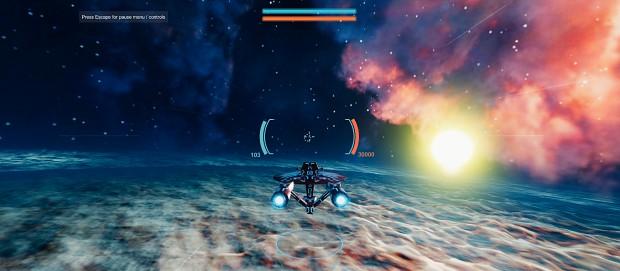New AK2 Space Demo Pics 12/24/19