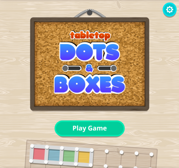 dots and boxes title screen 5