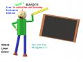 Baldi Basics Fun Fun Fun Minigames On Free Exclusive Edition