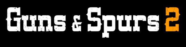 Guns and Spurs 2 Logo