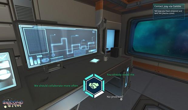 Pre-Alpha Build Screenshot