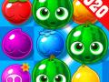 Fruit Jam Puzzle - match line 🍉