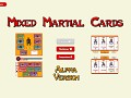 Mixed Martial Cards: The Game