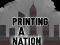 Printing A Nation