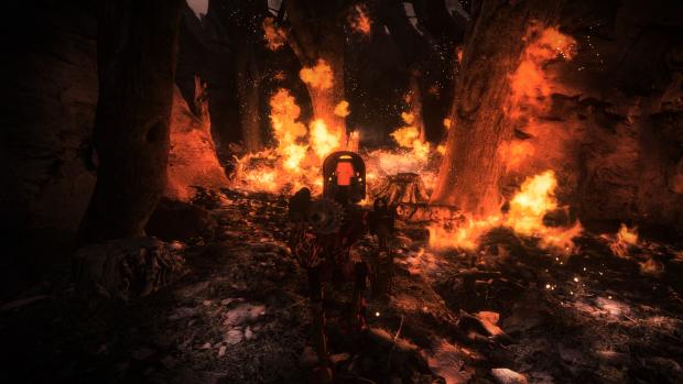 Tahu´s Firefield Elemental Ability
