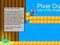 PIXIE DUST: Tale of the wingless!