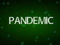 Pandemic - A strategic government simulation game