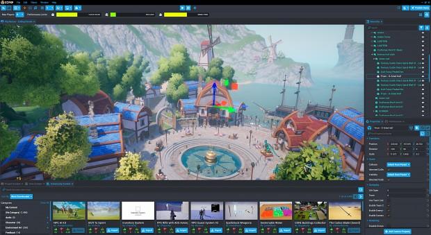 CoreGames Editor SS