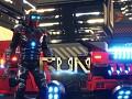 R.U.N a Cyberpunk-ish intense action-packed adventure