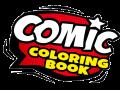 Comic Coloring Book