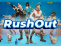 RushOut - ragdoll platformer shooter