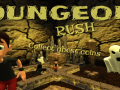 Dungeon Rush: Collect ghost coins!