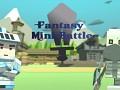 Fantasy Mini Battle