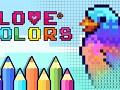 Love Colors: Paint with Friends