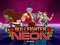 Bullfighter NEON