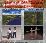 Age of Muskets ACW Promo Poster 2