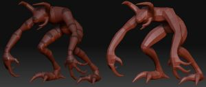 New Parasite WIP