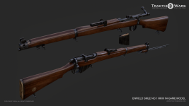 Enfield SMLE No.1 MKIII