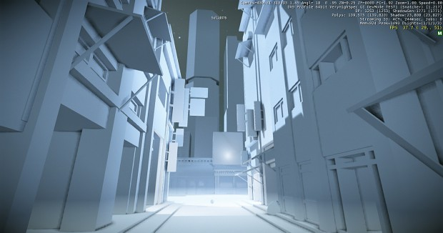 """old"" Sannomiya K District in Crysis 2 SDK"