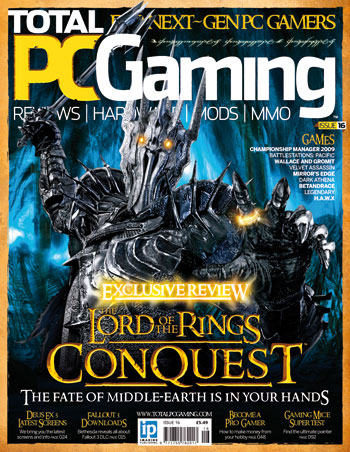 TOTAL PC GAMING (issue #16)