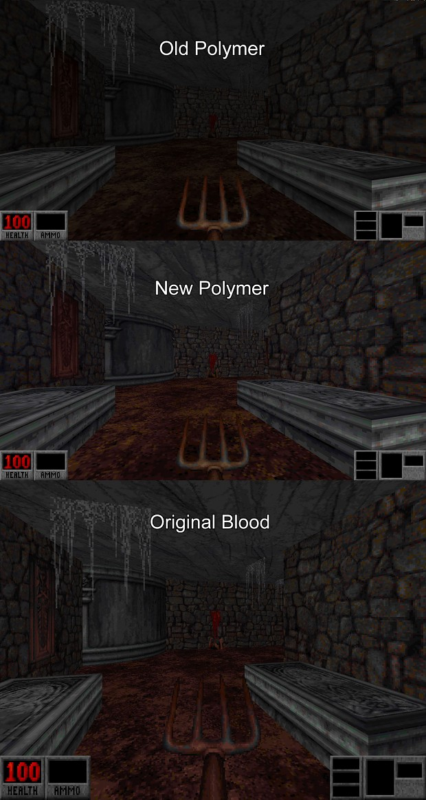 New polymer shade table comparison
