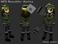Neo Republic: Karina