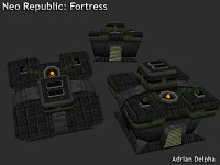 Neo Republic Fortress