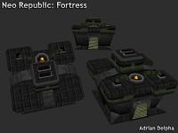 Neo Republic Fortress