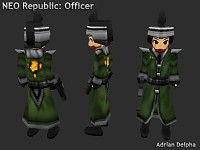NEO Republic Field Officer
