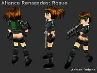 Alliance Renegades: Rogue
