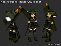 Republic Buster Rocket AD