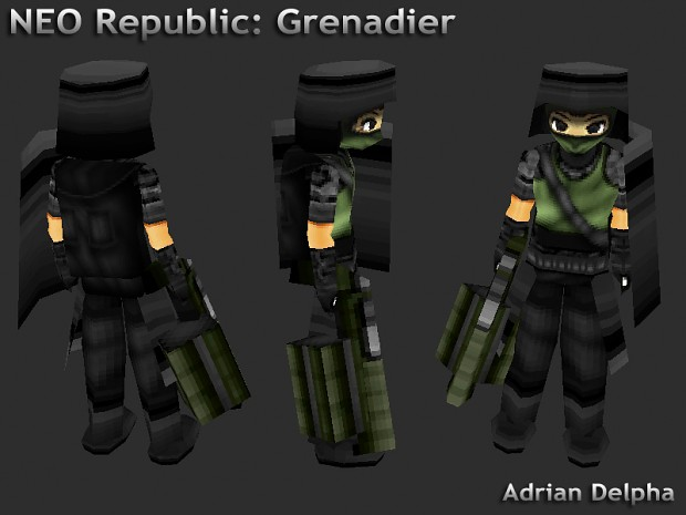 Neo Republic: Grenadier