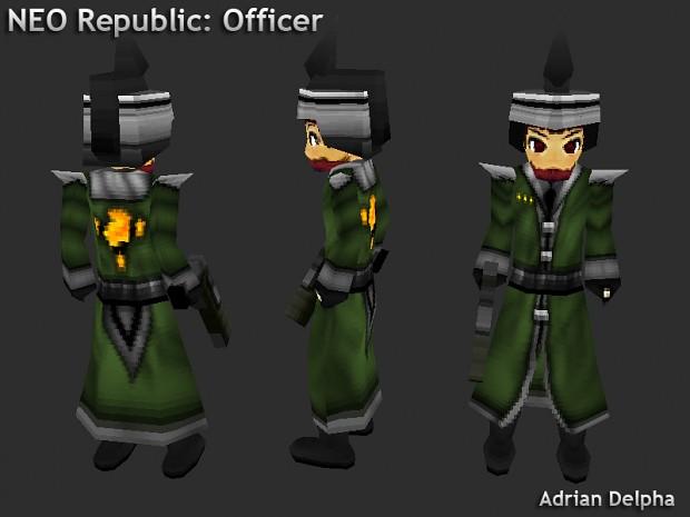 NEO Republic Field Officer