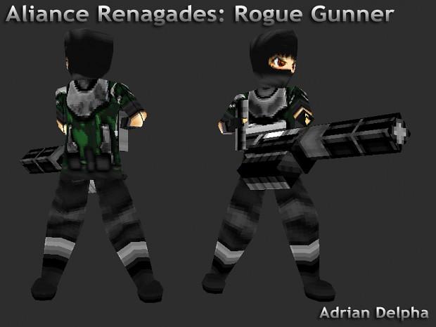 Rogue Gunner