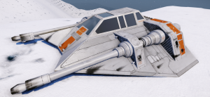 Snowspeeder - UPDATED