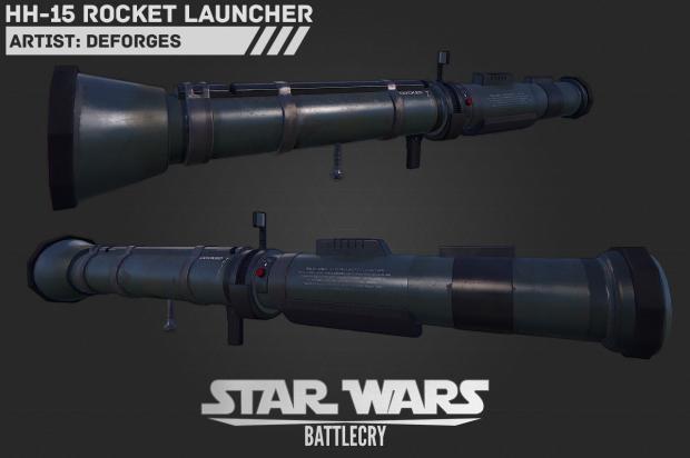 HH-15 Rocket Launcher