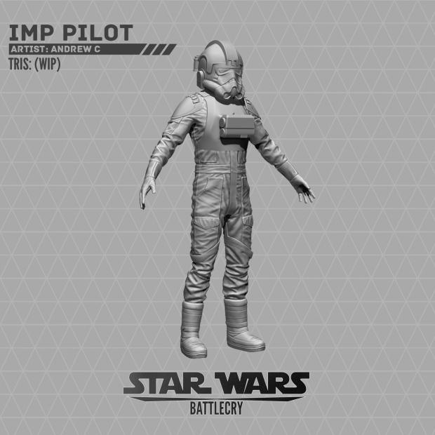 Imperial Pilot WIP