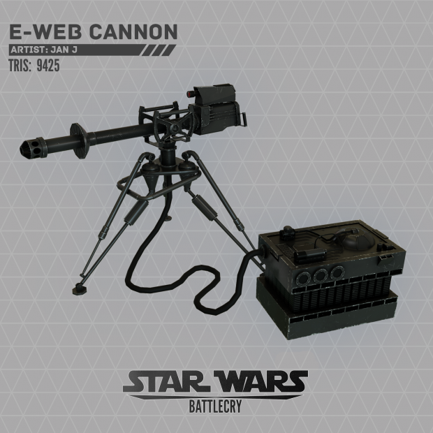 E-Web Cannon